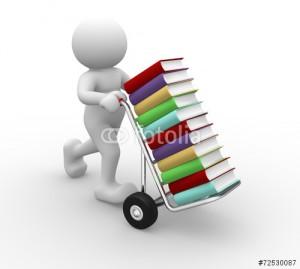 déménagement livres