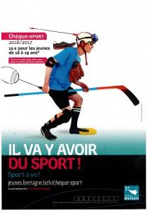 Chèque sport